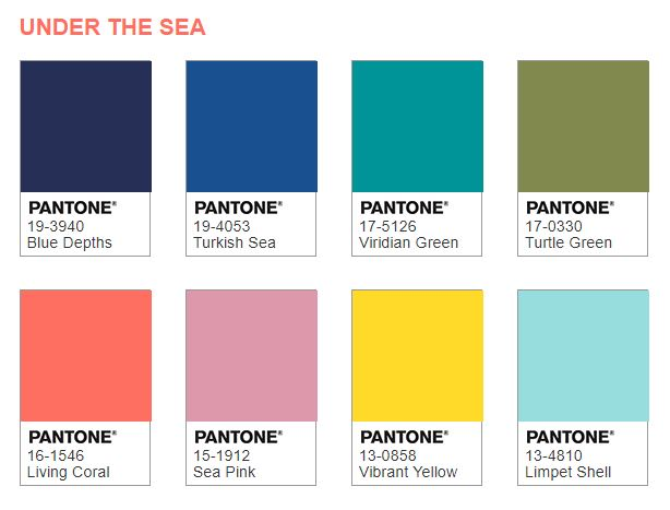 Pantone Color of Year 2019 Living Coral Image